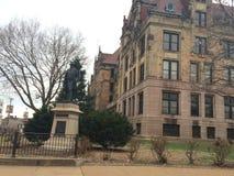 Здание муниципалитет Сент-Луис старый Стоковое фото RF