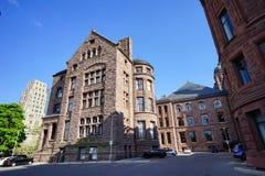 Здание муниципалитет Торонто старый Стоковые Фото