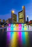 Здание муниципалитет Торонто Стоковые Изображения
