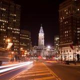 Здание муниципалитет Филадельфии Стоковые Изображения RF