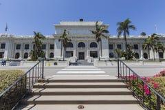 Здание муниципалитет южная Калифорния Вентуры Стоковые Фотографии RF