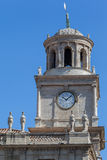 Здание муниципалитет Arles Провансаль Франция стоковое фото