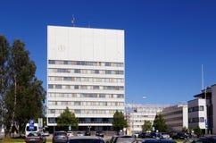 Здание муниципалитет Kemi Стоковая Фотография