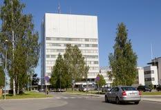 Здание муниципалитет Kemi Стоковые Изображения