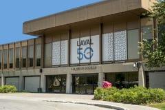 Здание муниципалитет (Laval) Стоковое Изображение