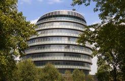 здание муниципалитет london Стоковое фото RF