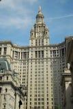 здание муниципалитет New York Стоковая Фотография RF
