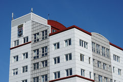 здание муниципалитет Nynashamn Стоковые Фотографии RF