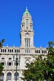 Здание муниципалитет Portu Стоковое Изображение