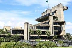 Здание муниципалитет Sorocaba Стоковые Фотографии RF