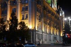здание муниципалитет stockholm Стоковое Изображение RF