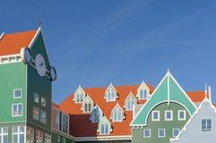 Здание муниципалитет Zaandam Нидерландов Стоковое Изображение