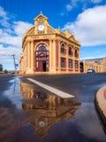 Здание наследия в Йорке, западной Австралии Стоковое Изображение RF
