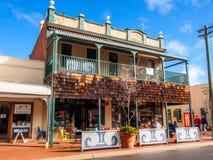 Здание наследия в Йорке, западной Австралии Стоковая Фотография RF