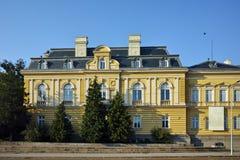 Здание национальной художественной галереи, Софии Стоковые Фотографии RF