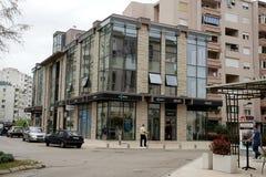 Здание офиса Telenor Стоковые Изображения