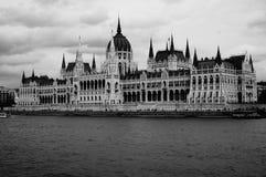 Здание парламента в Будапеште, Венгрии Стоковое Изображение