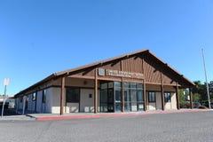 Здание почтового отделения Higley Аризоны Стоковое фото RF