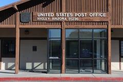 Здание почтового отделения Higley Аризоны Стоковое Фото