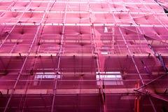 Здание под конструкцией Стоковое Изображение RF