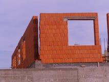 Здание под конструкцией Стоковое Изображение