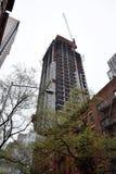 Здание под конструкцией Стоковые Изображения RF
