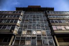 Здание подробный отчёт Стоковая Фотография