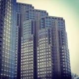 Здание правительства Shinjuku столичное Стоковые Фотографии RF