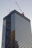 Здание проекта Стоковое фото RF
