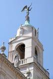 Здание ратуши Padova, Италия стоковые изображения