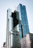 Здание рондо 1 Стоковое Фото