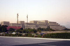 Здание сената Стоковая Фотография RF