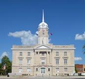 здание суда графства maury Стоковые Изображения RF