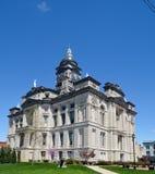 Здание суда Clinton County Стоковое Изображение