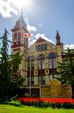 Здание суда Startford стоковые фото