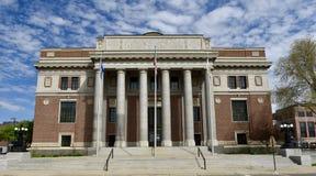 Здание суда Stearns County стоковые изображения rf