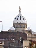 Здание суда Washington County в Пенсильвании Стоковое Изображение RF