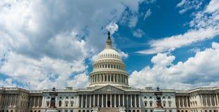 Здание США прописное, DC Вашингтона Стоковое Изображение RF