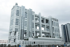 Здание ТВ Фудзи Стоковые Фото