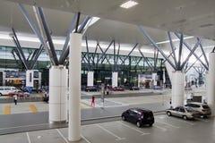 Здание терминала, KLIA2 Стоковые Фото
