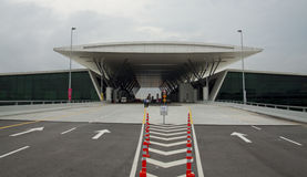 Здание терминала, KLIA2 Стоковое фото RF