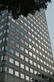 Здание трамвая пика Виктории Стоковые Изображения RF