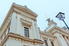 Здание университета Лунда главное Стоковое Фото
