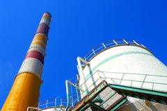 Здание фабрики Стоковое Изображение RF