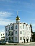 Здание христианской школы Стоковое фото RF