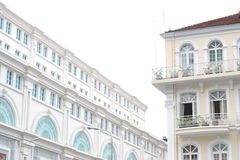 Здание центра Vincom, Хошимин, Вьетнам стоковые изображения