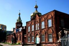 Здание церков Стоковые Фотографии RF