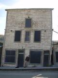 Здание Юкона города Dawson Стоковая Фотография