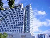 Здание Adobe стоковые изображения