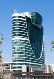 здание astana самомоднейшее Kazakhsatan Стоковые Изображения RF
